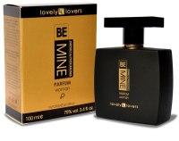 Feromony pro ženy: Parfém s feromony pro ženy Lovely Lovers BeMINE