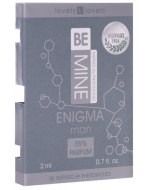 Feromony pro muže: Parfém s feromony pro muže BeMINE Enigma (VZOREK)