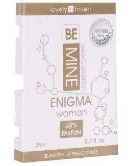 Parfém s feromony pro ženy BeMINE Enigma (VZOREK)