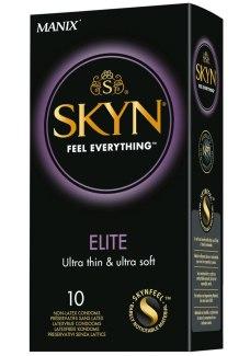 Ultratenké kondomy bez latexu SKYN Elite (10 ks)