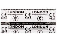 Klasické kondomy: Kondom Durex LONDON