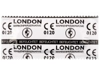 Klasické kondomy: Kondom Durex LONDON, 1 ks
