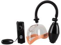 Vakuové pumpy, podtlakové hračky pro ženy: Vibrační dámská vakuová pumpa