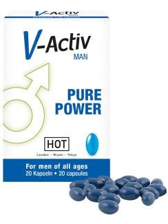 V-Activ - afrodisiakum pro muže
