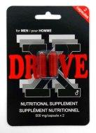 Afrodiziaka pro muže: Drive X - tablety pro podporu erekce