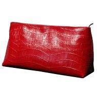 Kufříky, boxy, tašky - uskladnění erotických pomůcek: Přířuční taštička na pomůcky Red Croco