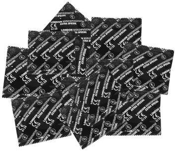 Balíček kondomů Durex LONDON EXTRA SPECIAL, 50 ks