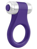 Vibrační erekční kroužky na penis: Ovo kroužek - B1 fialový
