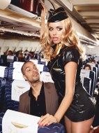 Sexy dámské kostýmy (roleplay): Kostým Sexy letuška