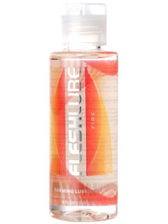 Lubrikační gel Fleshlight Fleshlube Fire, hřejivý