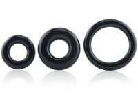 Erekční škrtící kroužky bez vibrací: Erekční kroužky RingO