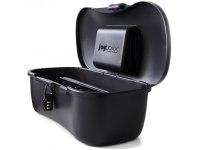 Kufříky, boxy, tašky - uskladnění erotických pomůcek: Hygienický kufřík na pomůcky Joyboxx, černý