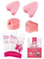 Menstruační tampony (houbičky): Sada menstruačních tamponů - NA VYZKOUŠENÍ