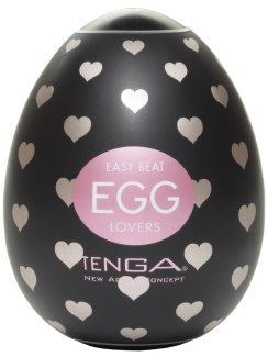 Masturbátor TENGA Egg Lovers