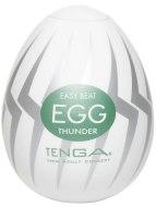 Masturbátory TENGA: Masturbátor TENGA Egg Thunder