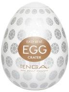Masturbátory TENGA: Masturbátor TENGA Egg Crater