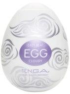 Masturbátory TENGA: Masturbátor TENGA Egg Cloudy