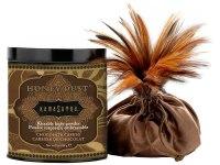 Tělové pudry: Slíbatelný tělový pudr Honey Dust Chocolate Caress