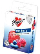 Kondomy s příchutí: Kondomy Pepino Mix Berry