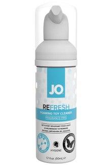Čisticí pěna na erotické pomůcky System JO Refresh Toy Cleaner, 50 ml