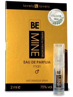 Parfém s feromony pro muže BeMINE - VZOREK