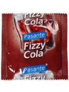 Kondomy s příchutí: Kondom Pasante Fizzy Cola