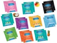 Cenově výhodné balíčky kondomů: Balíček kondomů Pasante 18+2 ks zdarma