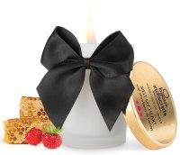 Svíčky s masážními oleji: Masážní svíčka Melt My Heart - lesní jahody a med