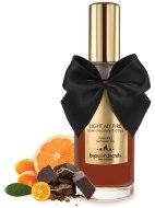 Erotické masážní oleje: Hřejivý masážní olej Light My Fire - hořká čokoláda a citrus
