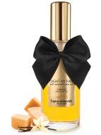 Erotické masážní oleje: Hřejivý masážní olej Light My Fire - karamel a mořská sůl
