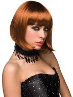 Sexy paruky pro ženy i muže: Paruka Cici - zrzavá barva