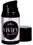 Stimulující gely a krémy pro kvalitnější sex: Omlazovací gel na zúžení vaginy Vivify