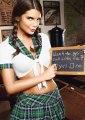 Sexy kostým Studentka soukromé školy (Baci)
