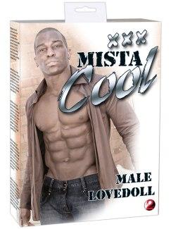 Nafukovací muž Mista Cool XXX s penisem a jedním otvorem