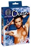 Nafukovací panny: Nafukovací panna Ocean se třemi tvory