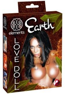 Nafukovací panna Earth se třemi otvory