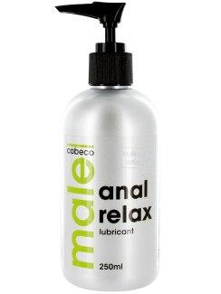 Anální lubrikační gel MALE ANAL RELAX (250 ml)