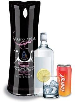 Lubrikační gel Voulez-Vous Vodka Energy (30 ml)