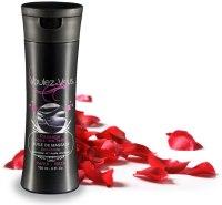 Erotické masážní oleje: Masážní olej Voulez-Vous Růžové lístky (150 ml)