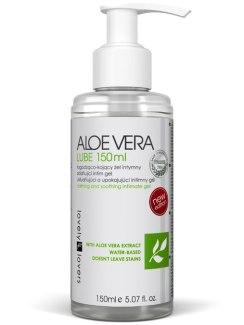 Antibakteriální lubrikační gel ALOE VERA