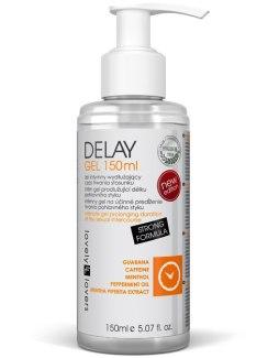 Lubrikační gel na oddálení ejakulace DELAY