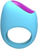 Vibrační erekční kroužky na penis: Vibrační erekční kroužek Lifeguard Ring Vibe(ovládaný mobilem)
