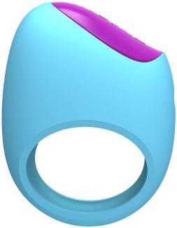 Vibrační erekční kroužek Lifeguard Ring Vibe(ovládaný mobilem)