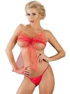 Doplňky k dámskému erotickému prádlu: Vzrušující dárková mašle