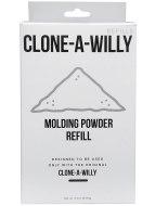 Odlitek penisu a vaginy: Náhradní 3D gel pro Clone-A-Willy (modelovací prášek)