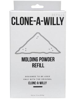 Náhradní 3D gel pro Clone-A-Willy (modelovací prášek)