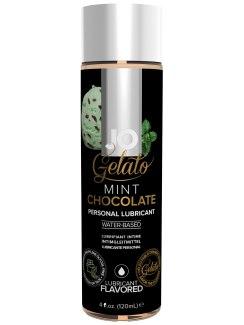 Lubrikační gel System JO Gelato Čokoláda s mátou (120 ml)