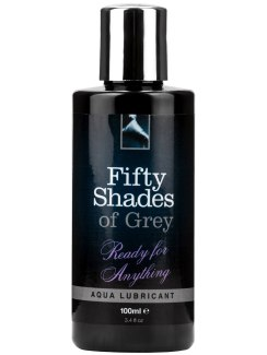 Lubrikační gel Ready for Anything - Fifty Shades of Grey