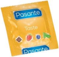 Kondomy s příchutí: Kondom Pasante Taste Chocolate Temptation, čokoláda