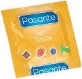 Kondom Pasante Taste Chocolate Temptation, čokoláda